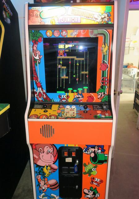 Used Arcade Games For Sale Vintage Arcade Games Wbocody