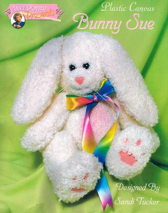 Plastic Canvas Bunny pattern