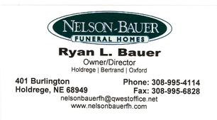 Nelson Bauer Furnal Home