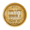 Gold winner - 2016 Craft Competition