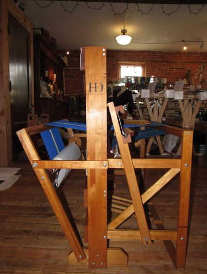 "Used Loom, Harrisville, 36"" 4 shaft in Michigan"