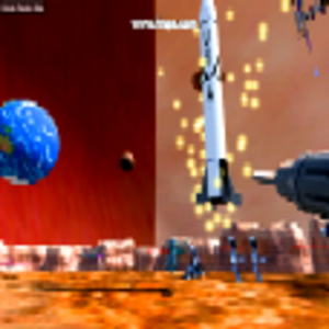 Martian Aliens 3d Game