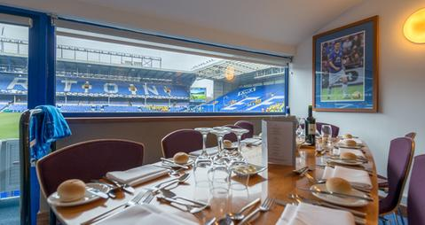 Everton fc hospitality tickets & exclusive vip packages