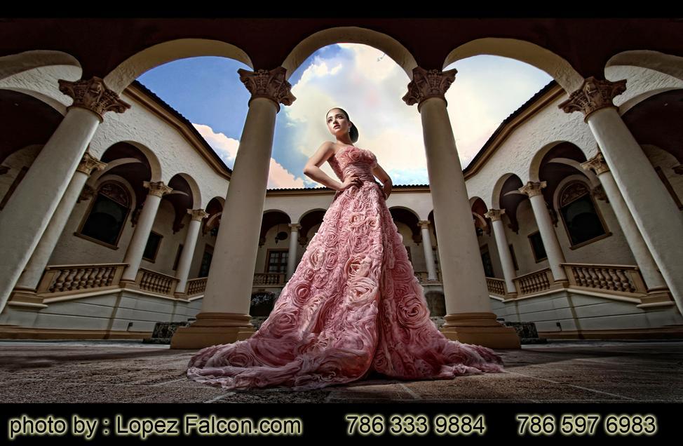c09fd72fc6a Biltmore Miami Quince Photo Shoot Photography Quince Party Quince Dresses  at Biltmore Quinces Dress Miami