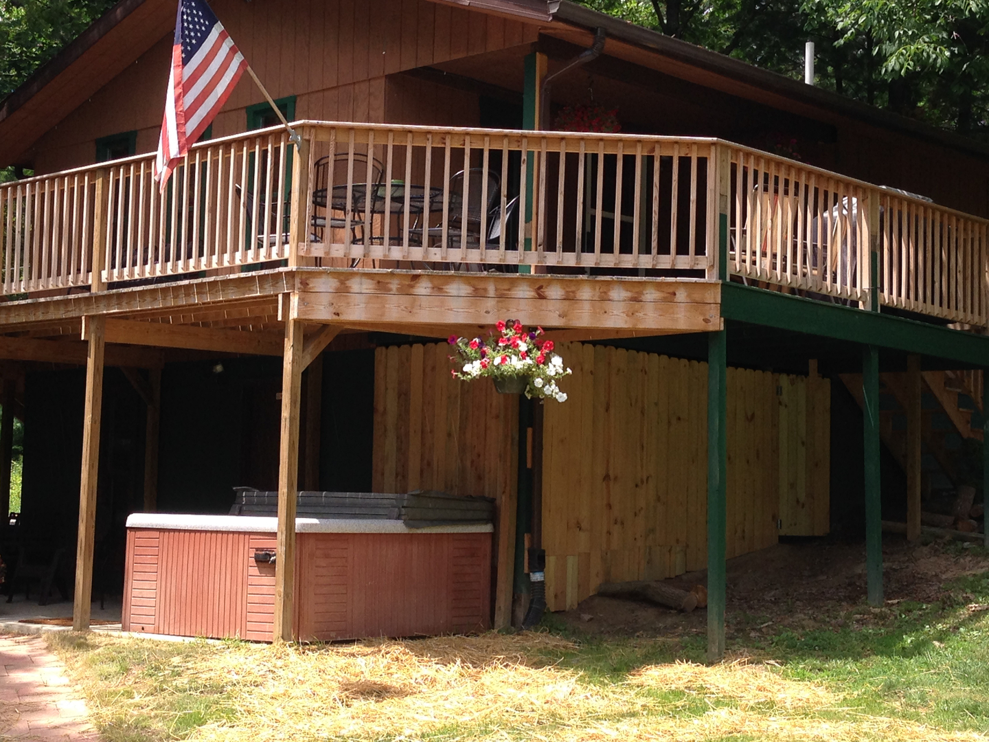 one michigan ohio cabins cabin family vacation rentals lodging resort lake clear