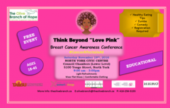 breast cancer awareness women of colour