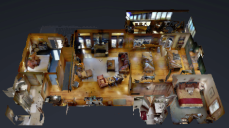 3D virtual tours by I Shoot Houses