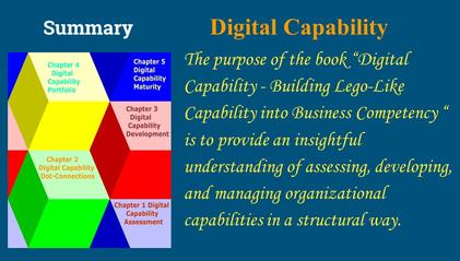 digital capability, digitalization