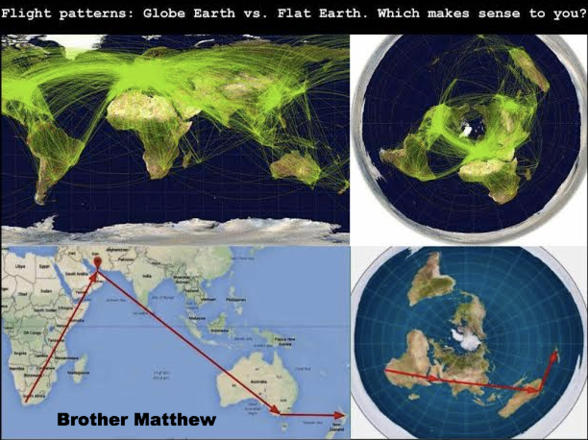 Ancient Hebrew Flat Earth Map.Yhwhs Flat And Stationary Earth