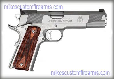 Handguns S-Z
