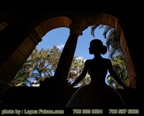 spanish mosnastery miami quinceanera photo shoot quince photographer