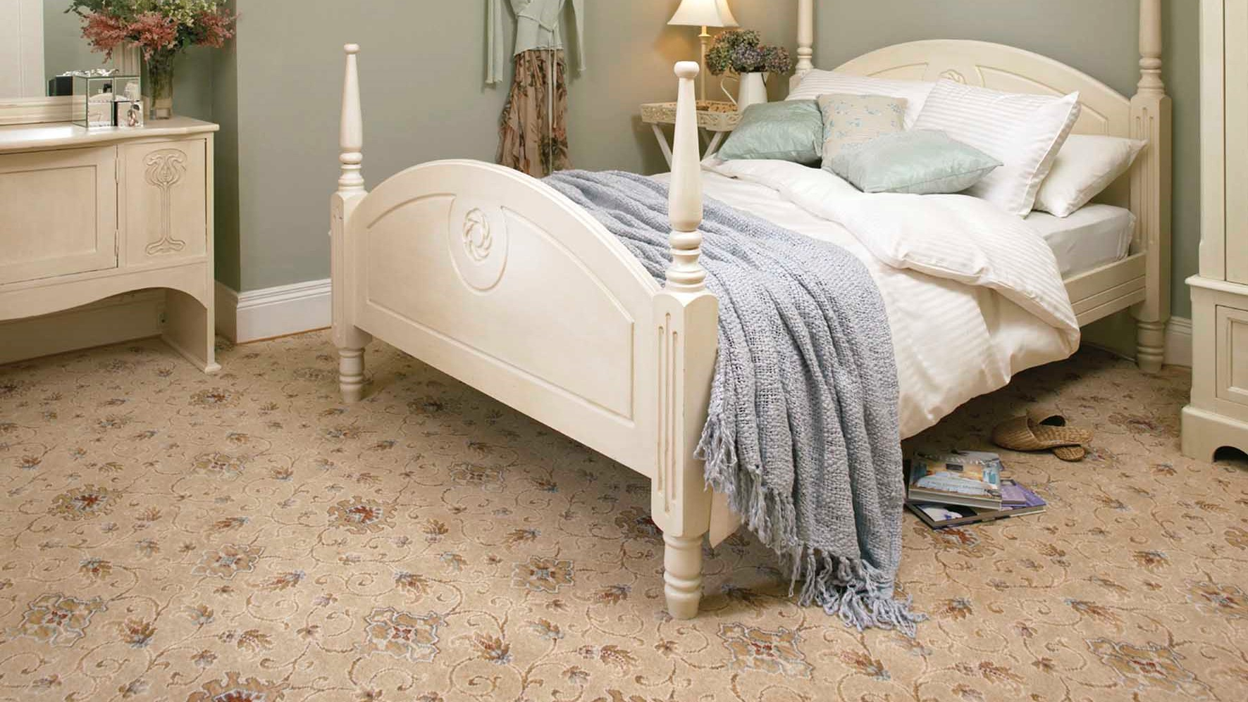 Small Scale Bedroom Furniture Stain Resistant Patterns Stripes
