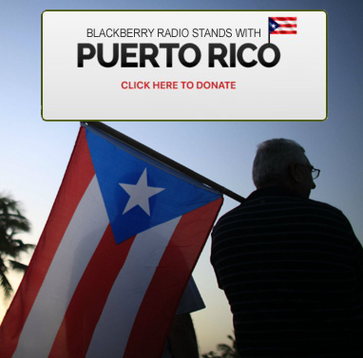 BlackBerry Radio stands with Puerto Rico