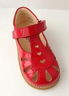 Red Childrens Shoe