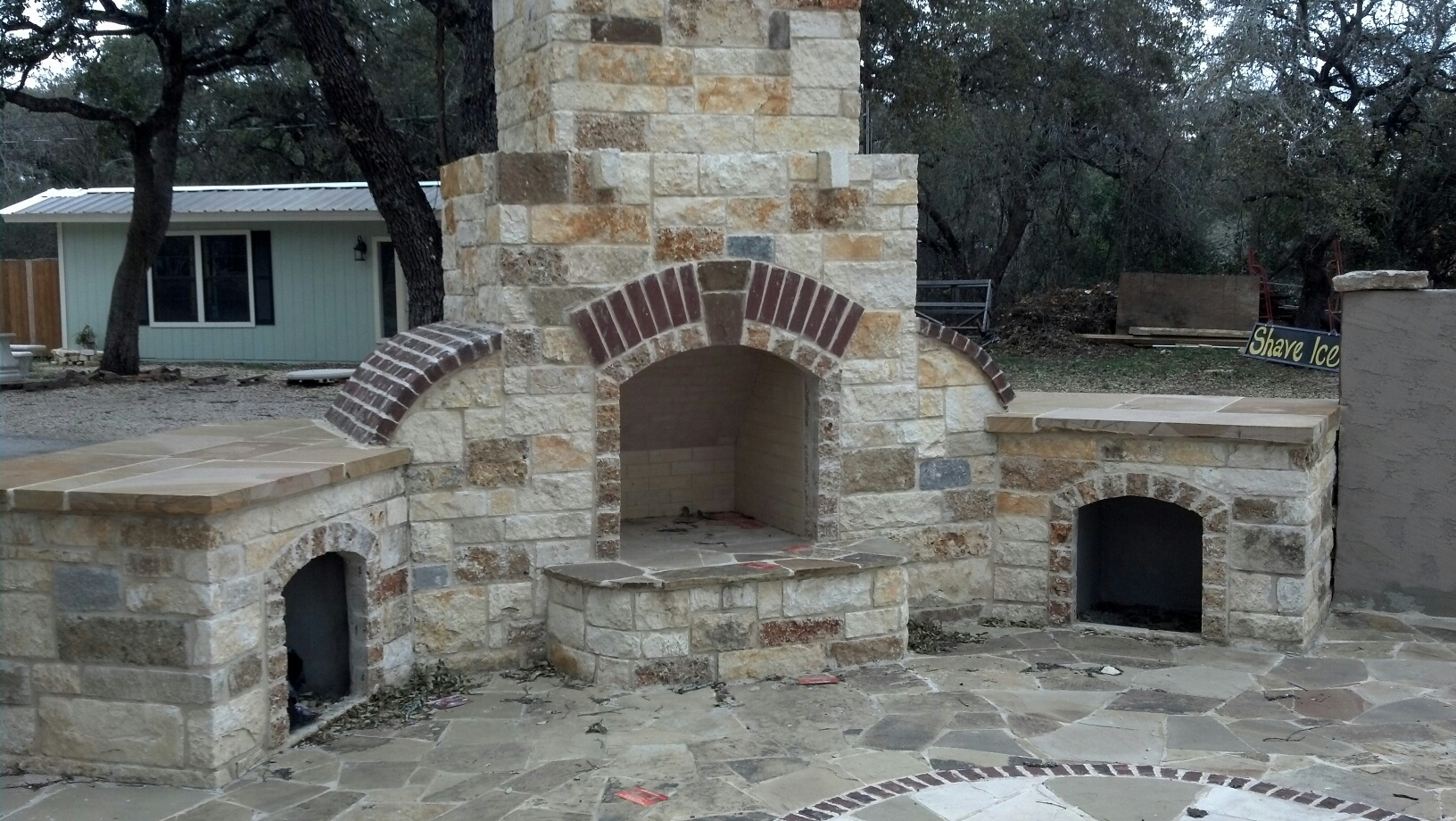 Laney Landscaping & Stone in Austin, Tx