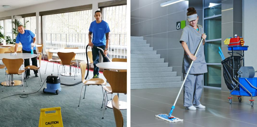 COMMERCIAL CLEANING JANITORIAL SERVICES EDINBURG TX MCALLEN