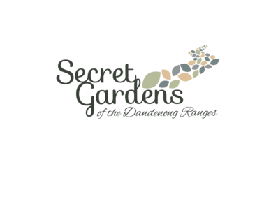 Secret Gardens of the Dandenong Ranges logo