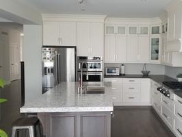 Magnum Transitional Kitchen