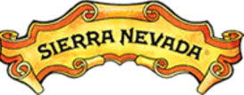 Gold ribbon logo for Sierra Nevada Brewery