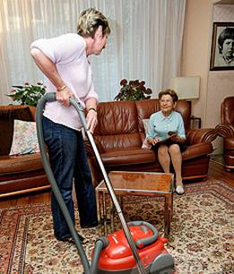 Cleaning For Senior Care Facilities