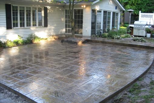 Best Concrete Patio Installer and Prices in Milford NE | Lincoln Handyman Services