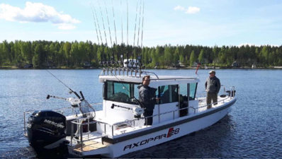 Lake Saimaa Fishing