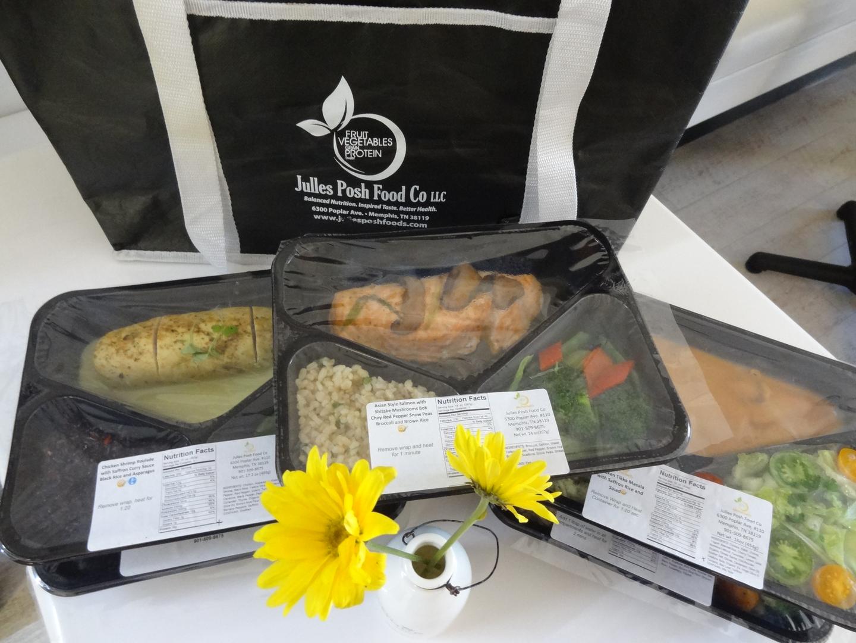 Gluten Free, Gourmet Healthy Meals - Julles Posh Food Co.llc ...