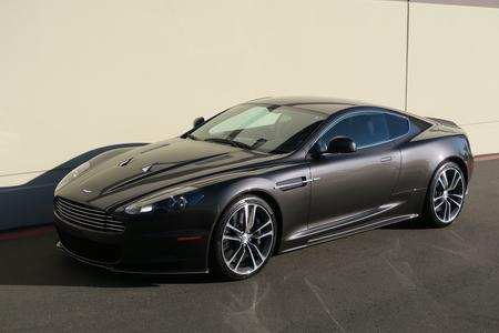 2010 Aston Martin DBS V12 Coupe for sale at Motor Car Company in San Diego California