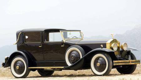 1931 Rolls-Royce Phantom II Marlborough Towne Car Laudaulette for sale