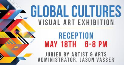 Global Cultures Visual Art Exhibition by Manchester Arts