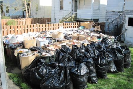 Residential Junk Furniture Removal Rubbish Removal Hauling Residential Cleanout For Residential Homes Service And Cost | Lincoln NE | LNK Junk Removal