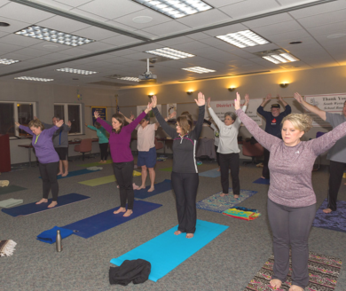Yoga Group Classes