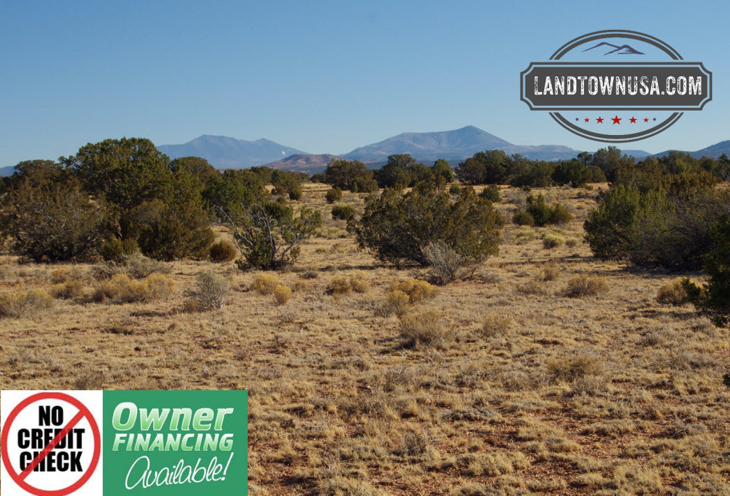 1 15 Acres in Grand Canyon Subdivision north of Williams, AZ