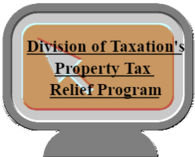 Division of Taxation's Property Tax Relief Program