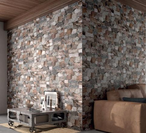 Gres artesa brick imitaci n piedra grafito mix natura for Gres imitacion piedra