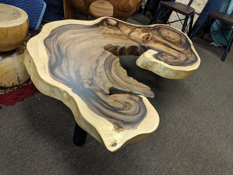 Live Edge Wood Slabs Sustainable Wood Furniture Decor Direct