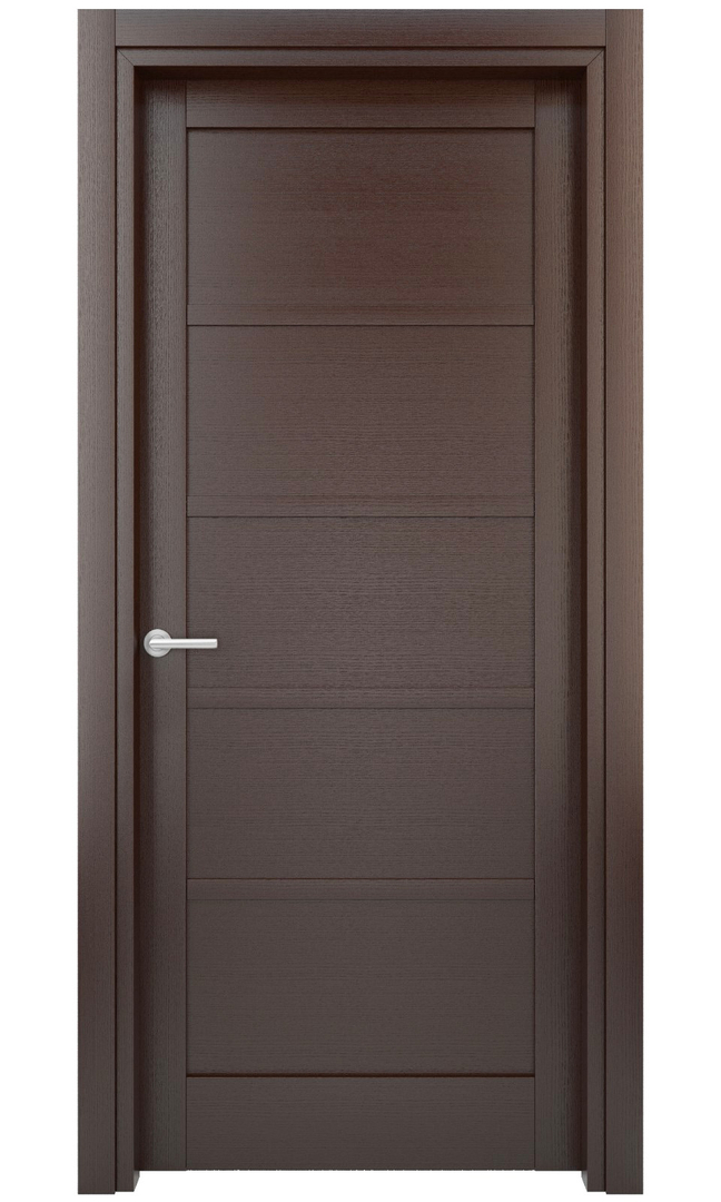 Wood Interior Doors modern doors wenge
