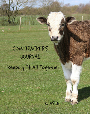 Cow Tracker Journal Info Page