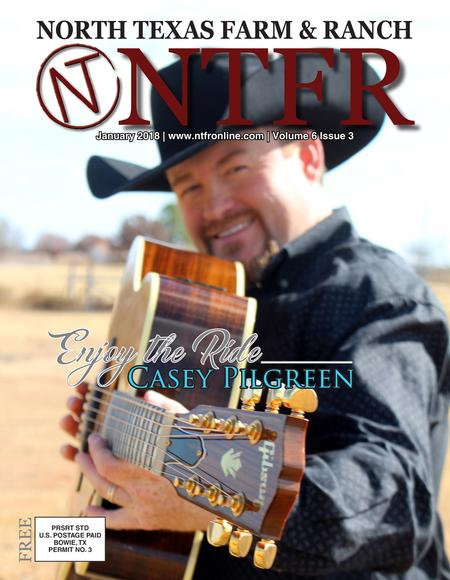North Texas Farm & Ranch Magazine, January 2018