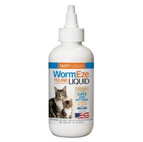 WORMEZE LIQUID FOR CATS & KITTENS