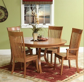Amish Made Dining Tables And Chairs