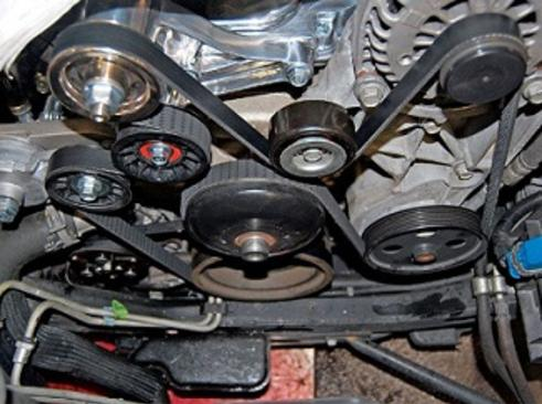 SERPENTINE BELT REPLACEMENT