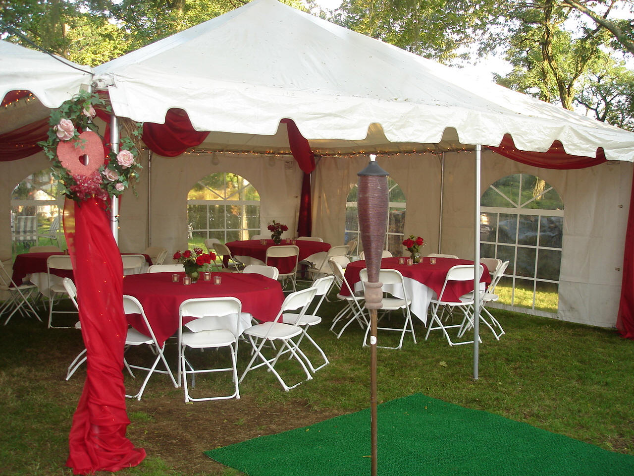 Party TENT Rentals - Affordable Rentals SWFL, Party Rentals, Fort Myers