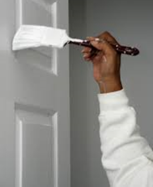 Top Door Painting Services and Cost | Lincoln Handyman Services