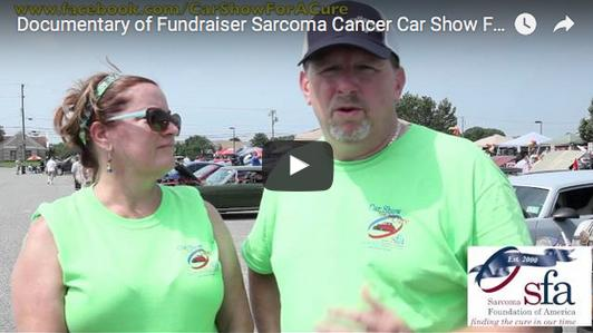 Documentary of Fundraiser Sarcoma Cancer Car Show For A Cure