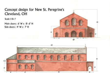 St  Peregrine's Church Building Project