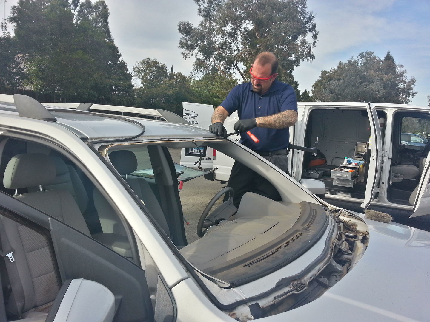 Auto Glass Replacement Quote Assured Auto Glass  Auto Glass Replacement Auto Glass