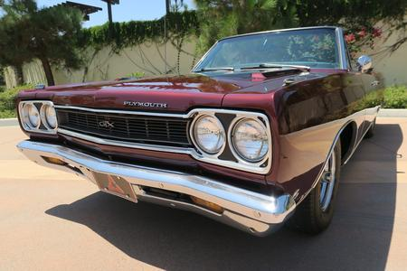 1968 Plymouth GTX 2dr Convertible 440 Super Commando