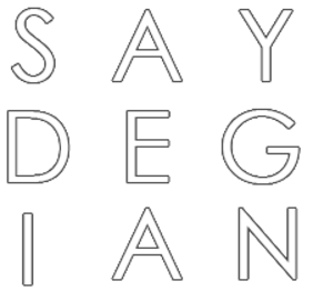 saydegian philosophy