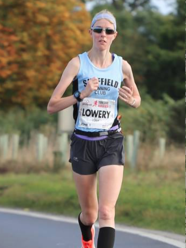 Sarah Lowery becomes top marathon runner with Dave Tune